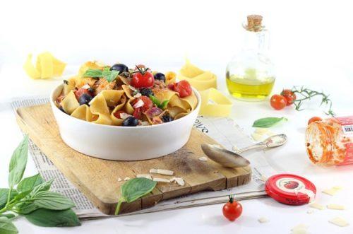 Le one pot pasta à la vapeur
