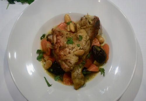 Une recette de poulet facile à faire