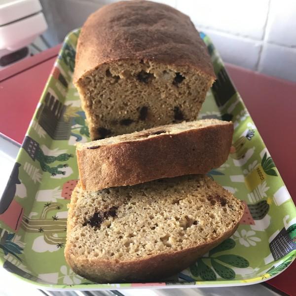 Une cake sucré sans gluten