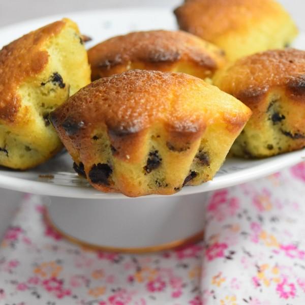 Des muffins à l'omnicuiseur