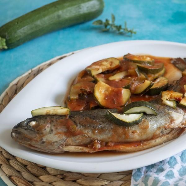 Une recette de poisson à la vapeur douce
