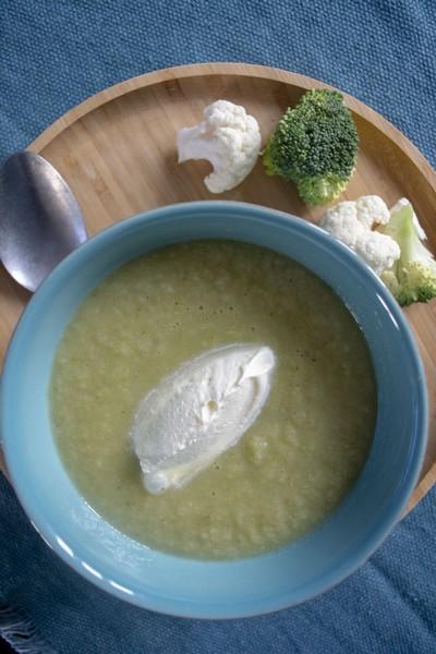 Une soupe d'hiver