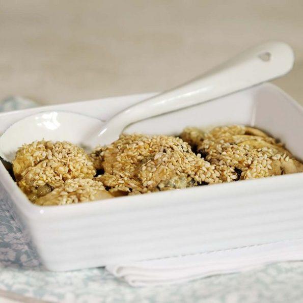 gratin-champignon-gorgonzola-recette-omnicuiseur-cuisson-vapeur