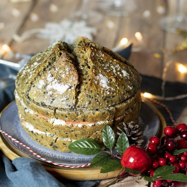 Un pain surprise pour les fêtes