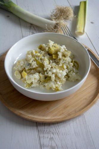 risotto-poireau-recette-omnicuiseur-cuisson-vapeur-douce