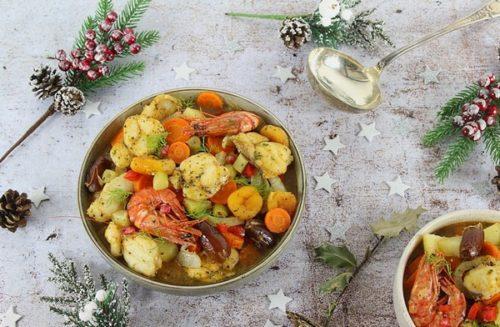 Une recette facile à faire à Noël à L'Omnicuiseur