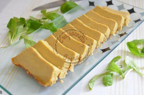 Une fondant au foie gras à L'Omnicuiseur