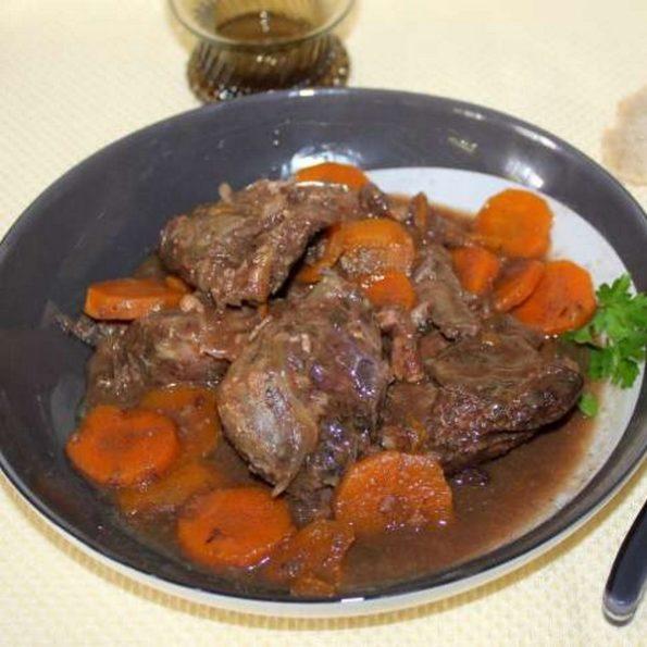 Une recette de ragoût de chevreuil