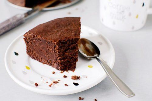 Un gâteau au marron à la cuisson vapeur douce