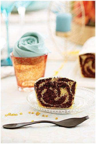 Un cake moelleux à la vapeur douce