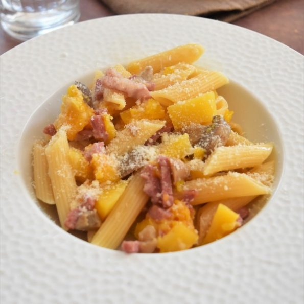 Un one pot pasta à L'Omnicuiseur