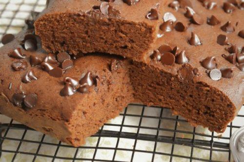 Un brownie moelleux