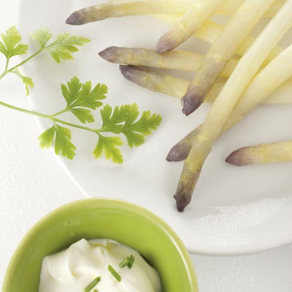 Des légumes à la vapeur douce