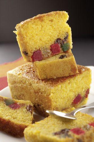 Un cake à la vapeur douce
