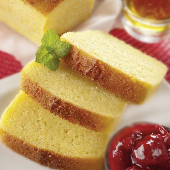 Un gâteau à la vapeur douce