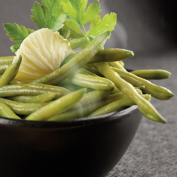 Des légumes à basse température