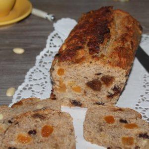 Une recette de pain à la vapeur