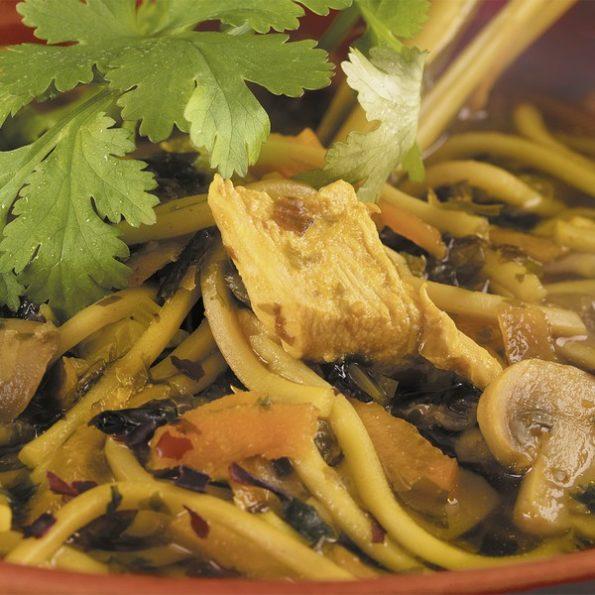 recette bouillon chinois facile
