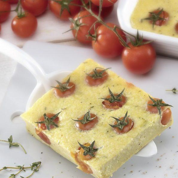 clafoutis veggie recette