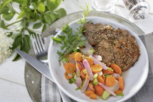 Recette viande cuisson vapeur douce
