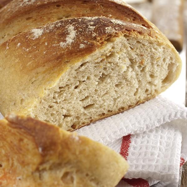 Un pain à la cuisson vapeur douce