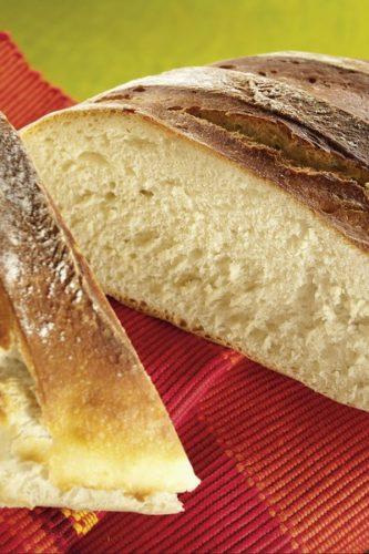 Une recette de pain à la cuisson douce
