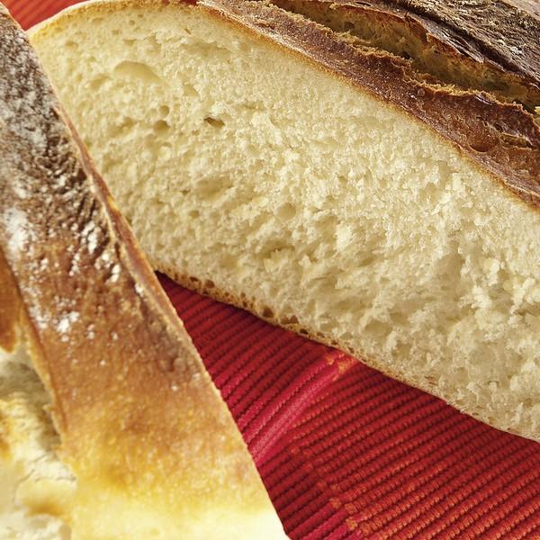 Du pain à la vapeur