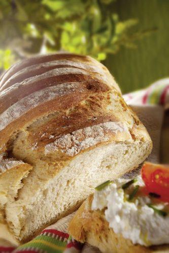 La recette du pain à la vapeur