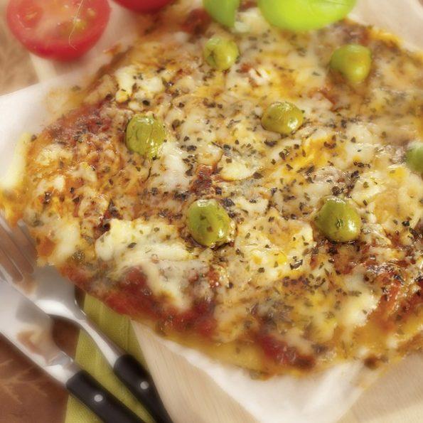 Pizza facile omnicuiseur