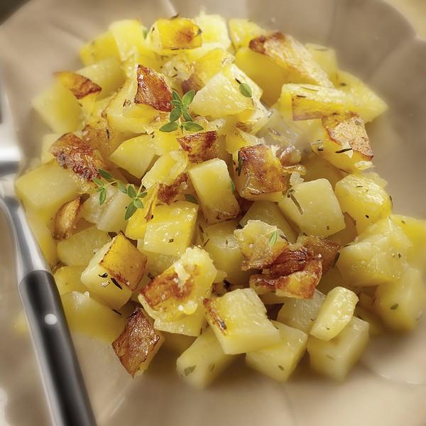 patate rôtie vapeur douce