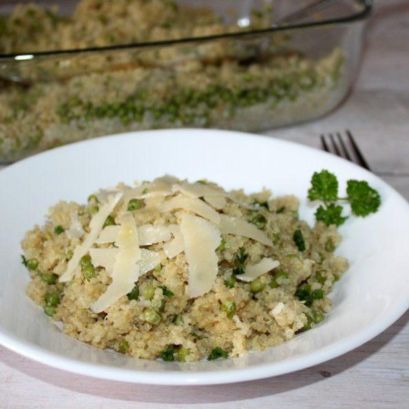 quinoasotto recette