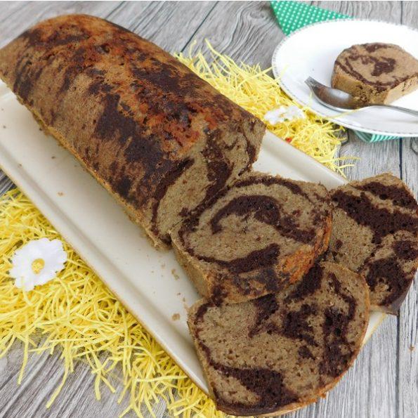 cake marbré healthy cuisson vapeur douce