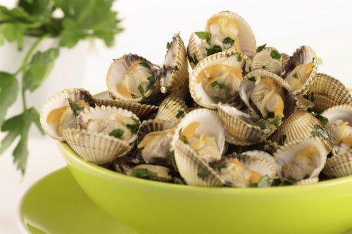 recette salade fruits de mer basse temperature