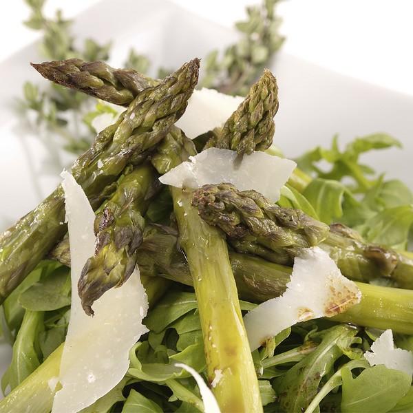 salade vegetarienne asperge
