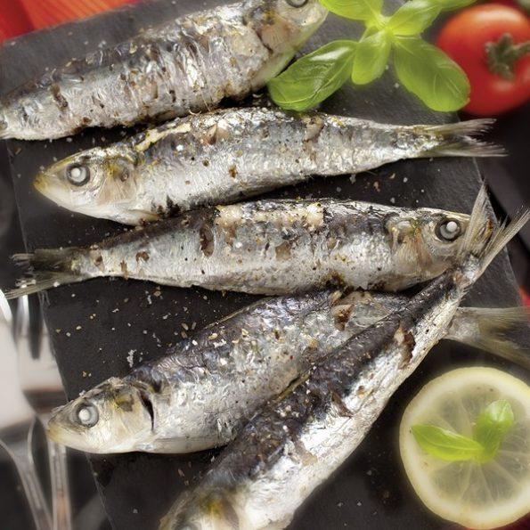 sardine cuisson vapeur