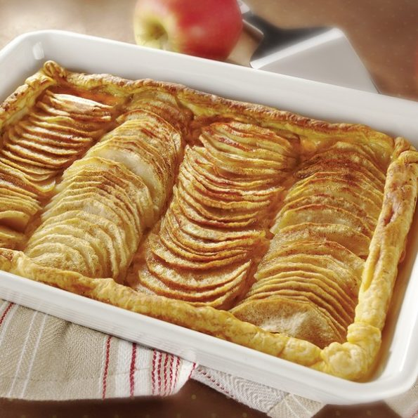 tarte fruit cuisson vapeur
