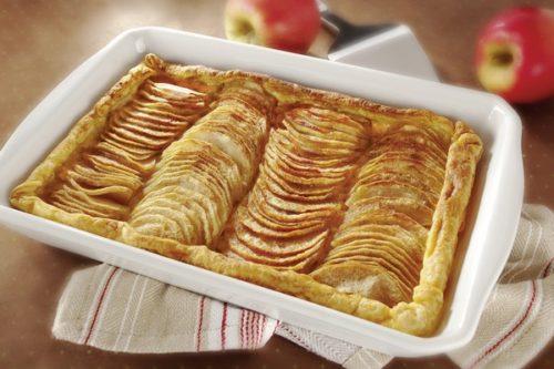 tarte fruits cuisson douce