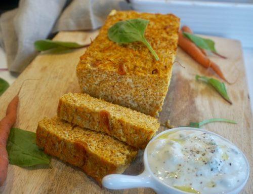 Recette terrine carotte cuisson basse temperature