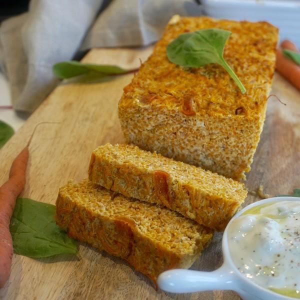 Recette terrine carotte cuisson vapeur douce
