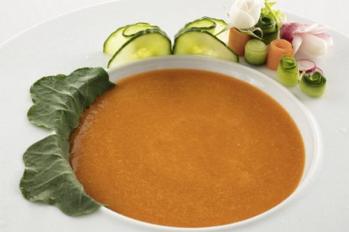 soupe vegan
