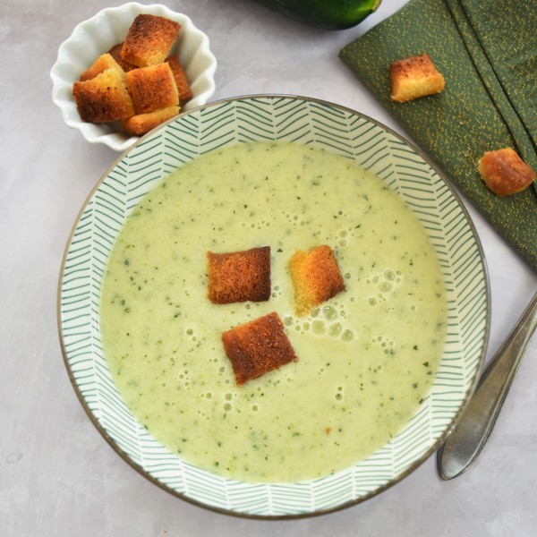 soupe courgette omnicuiseur