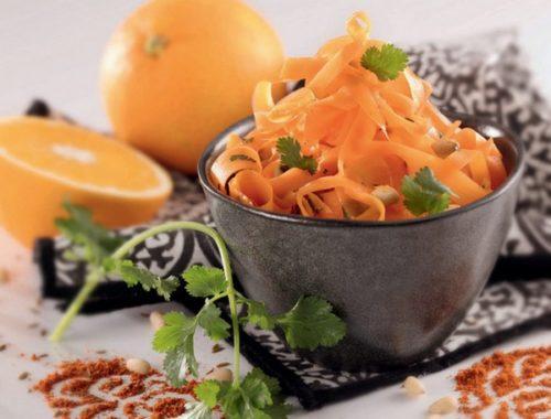 recette carotte basse temperature