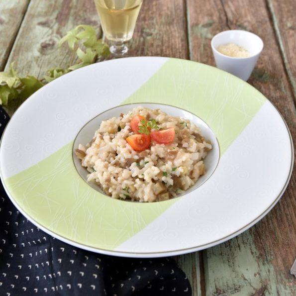 risotto vegetarien