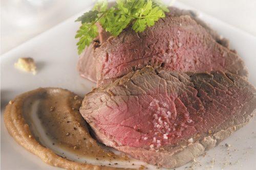 viande cuisson basse temperature