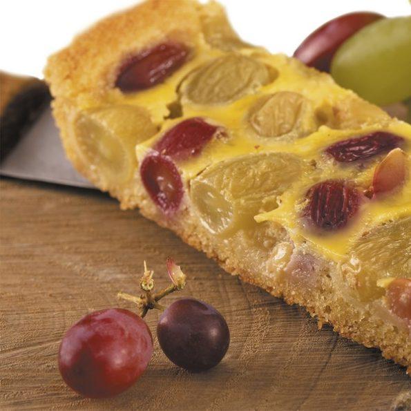 tarte fruits vapeur