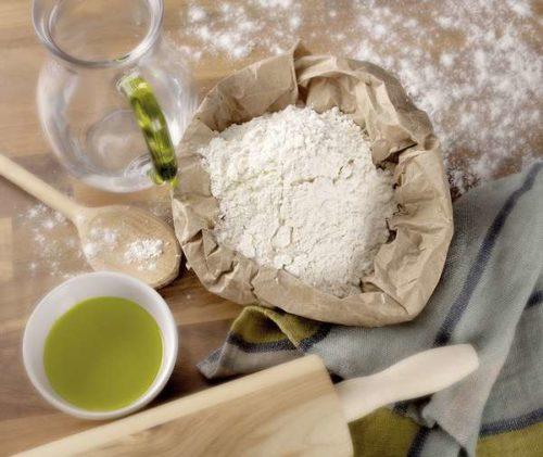 recette pâte huile