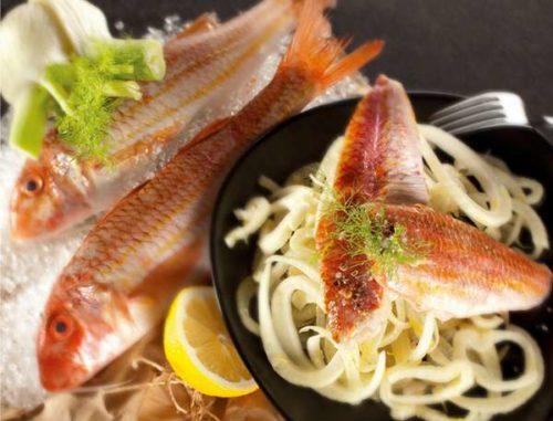 poisson cuit vapeur douce