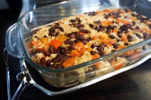 recette riz creole haricots rouges basse temperature