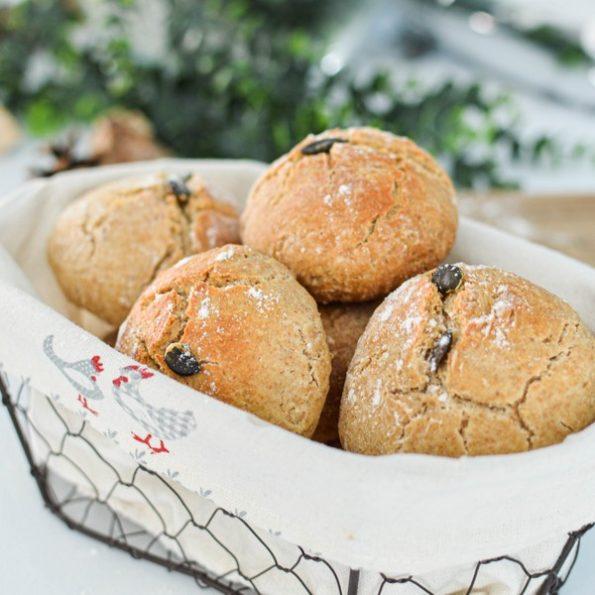 petits pains rapides sans lever omnicuiseur