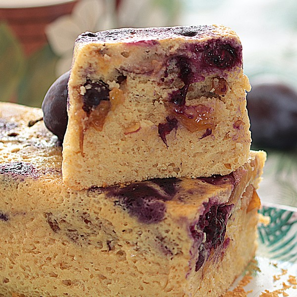 recette cake fruits omnicuiseur